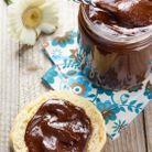 Pâte à tartiner healthy et vegan chocolat noisettes sans gluten