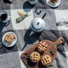 Un petit-déjeuner romantique façon pique-nique