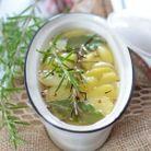 Pickles de pomme de terre