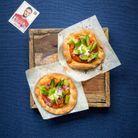 Pizza printanière de David Toutain