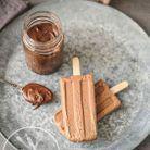 Plateau gourmand : Esquimaux au Nutella