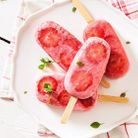Popsicle au yaourt