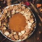 Pumpkin pie gourmande