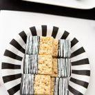 Barres de céréales aux deux chocolats
