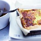 Quiche jambon courgette