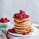 Des pancakes maison