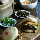 Recette gua bao au poulet