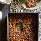 Bouchées vegan noix de pecan érable