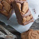 Brownie au chocolat et au spéculoos