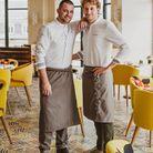 Duo de chefs