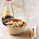 Elle a table cuisine recettes wok poulet soja