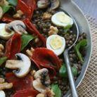 Salade d'automne originale