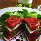 Avec des tomates