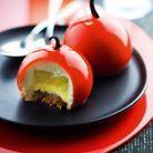 2 Desserts Façon Pommes D'amour Ambiance Picard