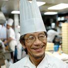 Le chef pâtissier du Provence
