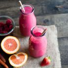 Smoothie de betterave rouge