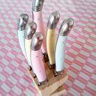 Des couteaux