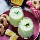 Gaspacho de melon vert