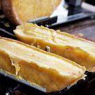 Raclette, pâte pressée non-cuite