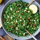 Taboulé libanais aux sept épices