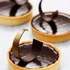 Tartelettes chocolat-cookies