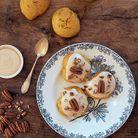 Cookies au potimarron et noix de pécan