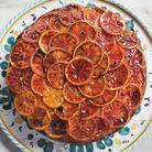 Gâteau de grand-mère aux oranges sanguines