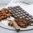 Gressins chocolat-fleur de sel de Pièr-Marie Le Moigno