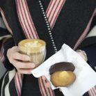 Madeleines infiniment chocolat de Pierre Hermé