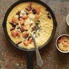 Risotto à la butternut caramélisée au sirop d'érable de Trish Deseine
