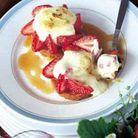 Sablés de sarrasin aux fraises de plougastel