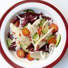 Salade de poulet pimentée