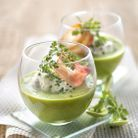Soupe verte froide Thermomix