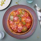 Tatin de tomates