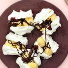 Vacherin vanille-chocolat