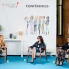 Anne Laure Thomas Briand, Hélène Valade et Cécile Guillou