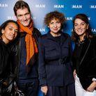 Sylvia Jorif, journaliste mode ELLE, Patrick Boiteau, responsable presse Michael Kors, Valérie Toranian, directrice de la rédaction ELLE, Caroline...