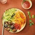Bibimbap aux légumes