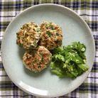 Boulettes de veau persil et coriandre