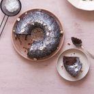 Gâteau chocolat et courge butternut