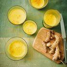 Lait d'or avoine curcuma gingembre