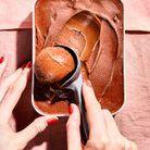 Sorbet au chocolat noir intense et au poivre de Timut