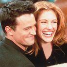 """Dans """"Friends"""" en 1997"""