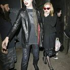 Avec Marilyn Manson