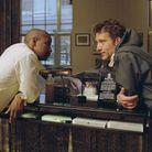 """Denzel Washington et Clive Owen dans """"Inside man : l'homme de l'intérieur"""" (2006)"""