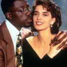 """Wesley Snipes et Annabelle Sciorra dans """"Jungle fever"""" (1991)"""