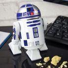 Mini-aspirateur de bureau « R2-D2 »