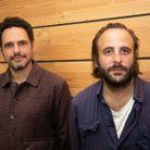 Elie Wajeman et Vincent Macaigne venus présenter le  film Médecin de nuit