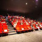 Le jury de lectrices de cette dixième édition du Grand Prix du Cinéma ELLE avec l'équipe ELLE