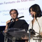 Stéphane Célérier (MARS FILMS) et Florence Ben Sadoun (ELLE)